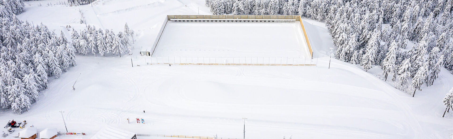 Biathlon Oberwiesenthal Sparkassen-Skiarena Trainingszentrum Training Center