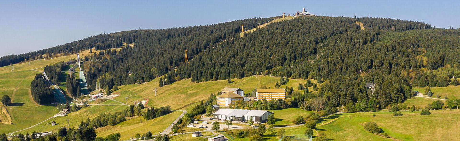 Bundesstützpunkt Oberwiesenthal Trainingszentrum