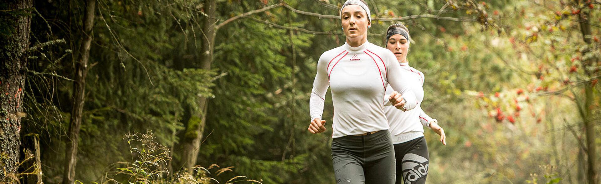 Crosslauf Trail Running Joggen Laufen Ausdauer Trainingszentrum Oberwiesenthal Fichtelberg