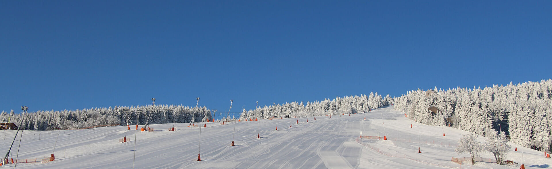 Alpin Ski Fichtelberg Oberwiesenthal Trainingszentrum